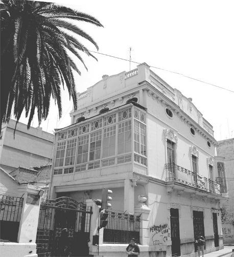 El Cabanyal veritable: La casa de la palmera